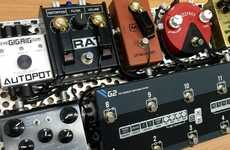Flexible Guitar Pedal Controllers