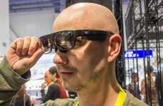 Augmented Smart Eyewear - The ODG R-7 Smartglasses are Designed For Enterprise Users