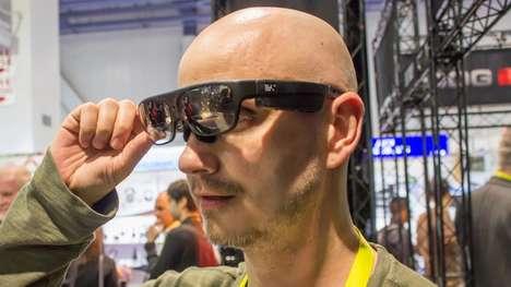 Augmented Smart Eyewear
