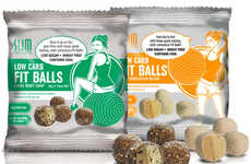 Fitness-Focused Snack Balls
