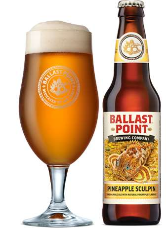 Tropical Pineapple Beers - This Fruity IPA is Made with an Unusually Sweet Ingredient