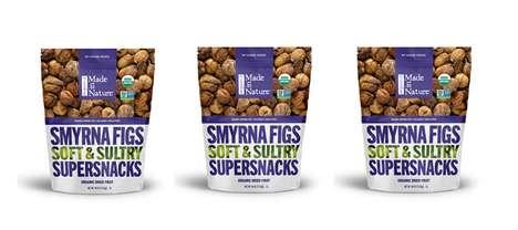 Pre-Packaged Fig Snacks