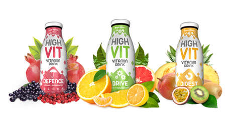 Delicious Supplement Drinks