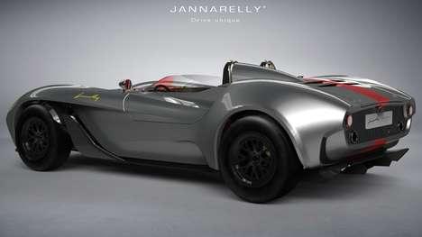 Audaciously Designed Hypercars
