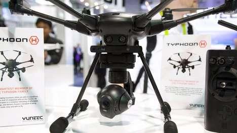 Carbon Fiber Drones