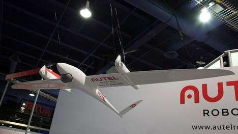 Humanitarian-Focused Drones