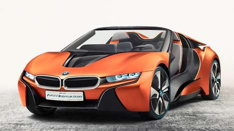Connected Car Concepts - This BMW Concept Lets You Stay Connected Without Drowning in Information