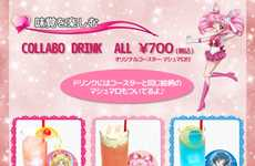 Sailor Scout Cafes