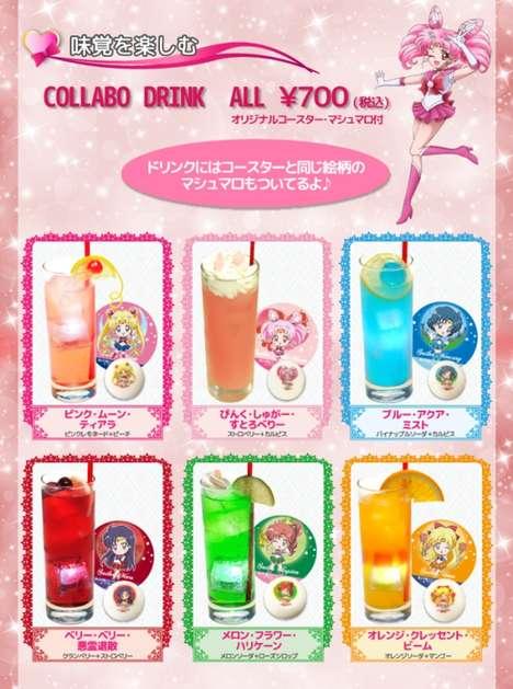 Sailor Scout Cafes