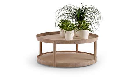 Tray-Like Tables
