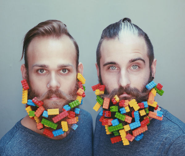 16 Artistic Beard Photoshoots
