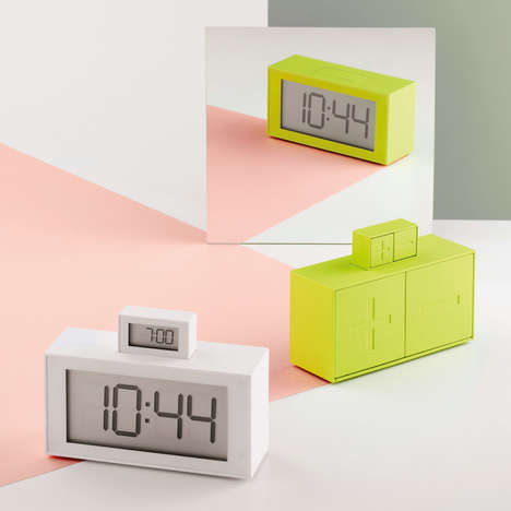 Pop-Up Alarm Clocks