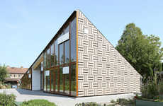Sustainable Triangular Buildings