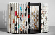 All-Encompassing Bookshelves