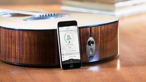 Guitar-Diagnosing Gadgets