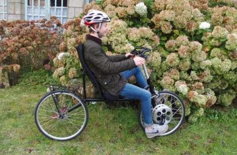 Revolutionary Recumbent Bicycles