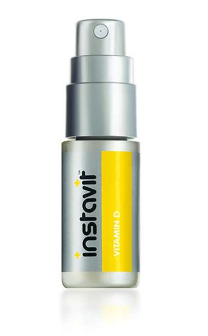 Energizing Vitamin Sprays - Instavit's Vitamin Spray Provides an Instant Shot of Liquid Sunshine
