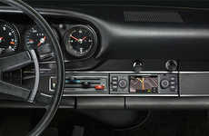 Classic Car GPS Systems