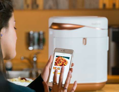 Automated Meal Cookers - The 'OneCook' Cooking Appliance Frees Up Cooking Time by Doing All the Work