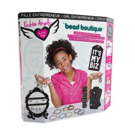 Empowering Entrepreneurial Toys - Fashion Angels' 'It's My Biz' Toys Inspire Careers in Business