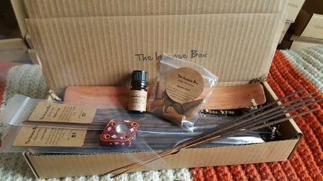 Natural Home Fragrance Subscriptions