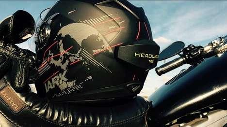 Motorbike Helmet Speakers