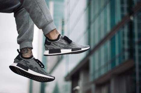Rugged Urban Sneakers