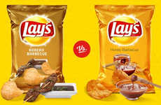 Flavor-Swapping Chip Promotions - The 'Flavor Swap' Campaign Pits Old Flavors Against New Ones