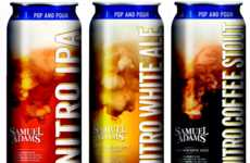 Nitrogen-Infused Beers