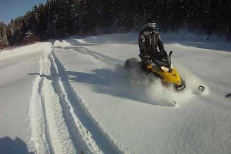 Snowmobile Trail Apps