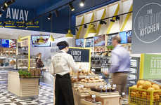 Gourmet Convenience Retailers - Irish Convenience Store Has a New Food-Centric Retail Concept