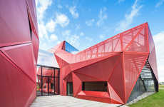 Bold Geometric Buildings