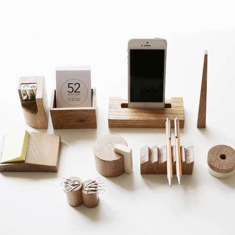 Constructivist Desk Sets