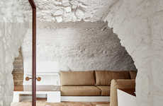 Whitewashed Spanish Farmhouses