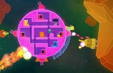 Trippy Romantic Games - 'Lovers in a Dangerous Spacetime' is a Romantic Game With a Trippy Twist