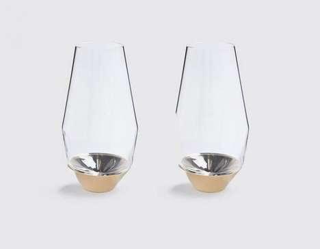 Flavor-Enhancing Champagne Glasses