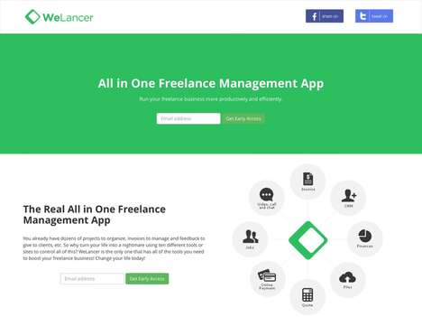 Freelance Management Apps