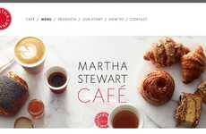 Celebrity-Owned Cafes - This New York City Cafe is Owned and Inspired By Martha Stewart