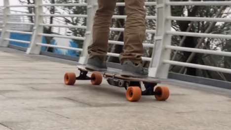 Electrifying Skateboard Accessories