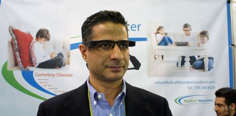 Posture-Correcting Eyewear - The EyeForcer Corrective Eyewear Focuses On Children's Posture