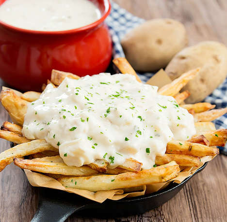 Soup-Topped French Fries