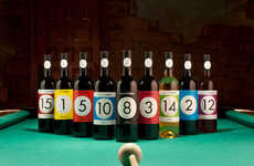 Billiard Wine Branding