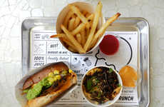 Plant-Based Burger Joints - 'By Chloe' is a Casual Vegan Restaurant with Burgers, Juice & More