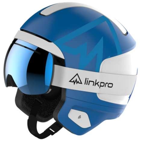 Communicator Ski Helmets