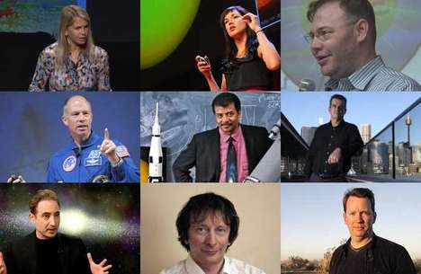 28 Talks About Space - From Making Hostile Environments Habitable to a Potential Society on Mars