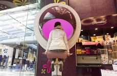 In-Store Immersion Pods - The Bompas & Parr 'Taste Pod' Debuted a Thorntons Store in London