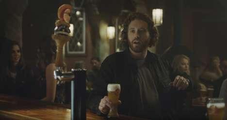 Bantering Bar Commercials