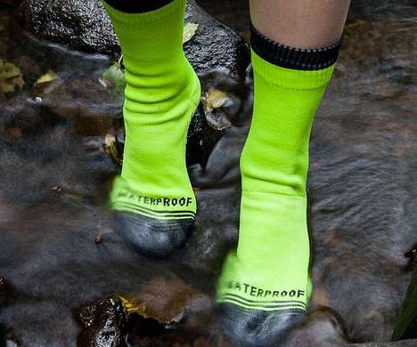 Outdoor Waterproof Socks