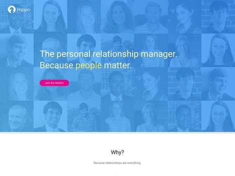 Relationship-Managing Apps