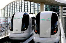 Driverless Shuttle Trials (UPDATE) - Heathrow's Ultra POD Will Join GATEway's Driverless Car Project